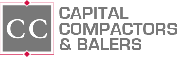 Capital Compactors and Balers Logo