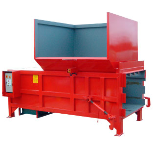 Static Waste compactor from Capital Compactors and Balers