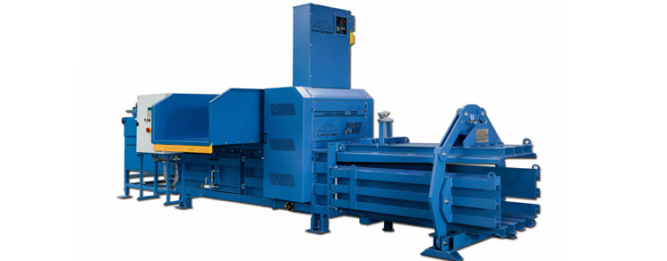 Fully Automatic Baler from Capital Compactors
