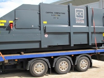 CP30 Compactor Ready For Delivery