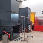 CDW CS Short XL Compactors at Factory